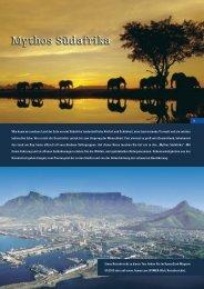 Mythos Südafrika - SeaBridge