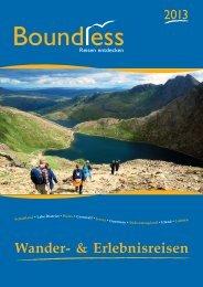 Katalog 2013 - Boundless Reisen