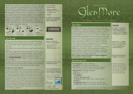 Glen More - Alea