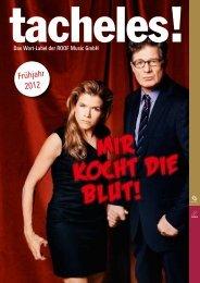 Vorschau Tacheles! Frühjahr 2012.pdf - Argon Hörbuch