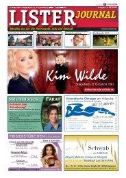 Lister Journal 02/2012 - LeineVision.