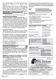 Teil 2 Mitteilungsblatt Januar 2013 - Immenreuth