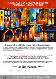 The event will be held in the Barbizon Palace Hotel, Amsterdam.