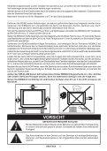 Ein- und Ausschalten des TV-Ger‰ts - Schuss Home Electronic - Seite 6