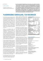 plusenergiebau cadruvi/joos, 7154 ruschein/gr - Solar Agentur ...