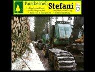 Wer sind wir - Forstbetrieb Stefani - Zukunftsforum Ländliche ...