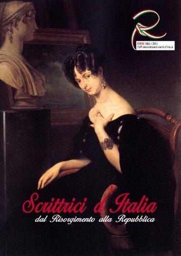 Scrittrici d'Italia - Biblioteca Gambalunga