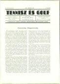 Tennisz és golf 3. évf. 8. sz. (1931. április 20.) - EPA - Page 3