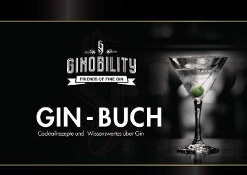 GIN - BUCH - GINOBILITY