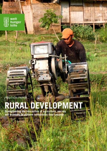 RuRal Development - Welthungerhilfe