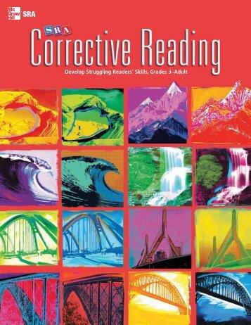 Develop Struggling Readers' Skills, Grades 3–Adult - McGraw-Hill