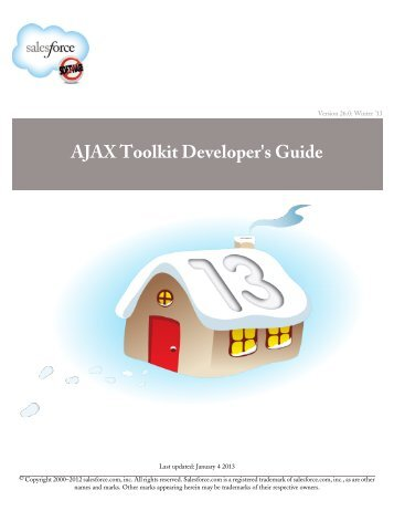 cti toolkit developer s guide versions 1 0 to 3 0 salesforce rh yumpu com Lync Salesforce CTI Integration Salesforce Demo Adapter