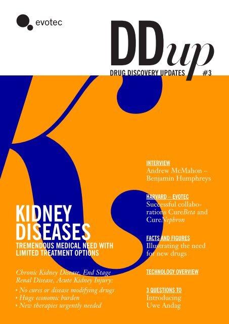 KIDNEY DISEASES - Evotec