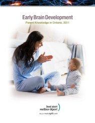 Best Starts: Early Brain Development