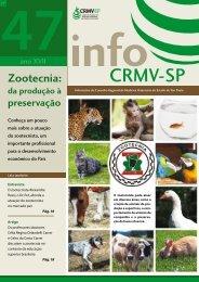 Zootecnia: da produção à preservação - CRMV-SP