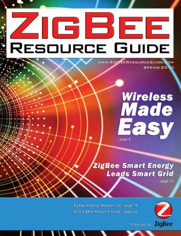 Untitled - ZigBee Resource Guide