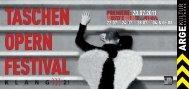 taschenopernfestival 2011 der engel des herrn - Salzburg