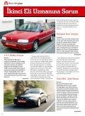 türkiye'nin ikinci el otomobil rehberi - ParkDOD - Page 4