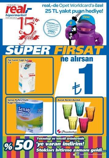 Fırsat Broşürü (PDF) - Real