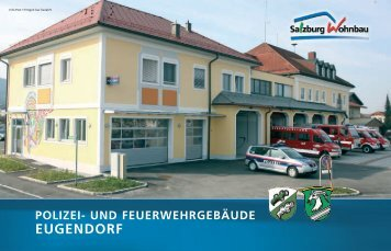 POLIZEI- UND FEUERWEHRGEBÄUDE ... - Salzburg Wohnbau