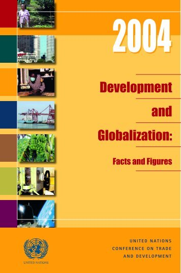 Development and Globalization: - Unctad
