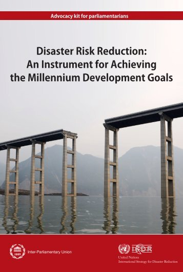 Disaster Risk Reduction - Inter-Parliamentary Union