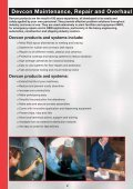 Devcon Maintenance, Repair and Overhaul Systems - Speccoats - Page 2