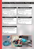 Devcon Maintenance, Repair and Overhaul Systems - Speccoats - Page 4