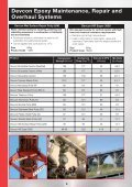 Devcon Maintenance, Repair and Overhaul Systems - Speccoats - Page 6