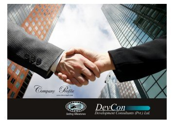 DevCon Development Consultants (Pvt.)