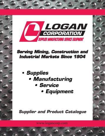 Supplier Catalogue - MiningConnection.com