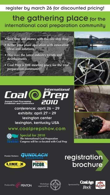 Travel Information - Coal Prep