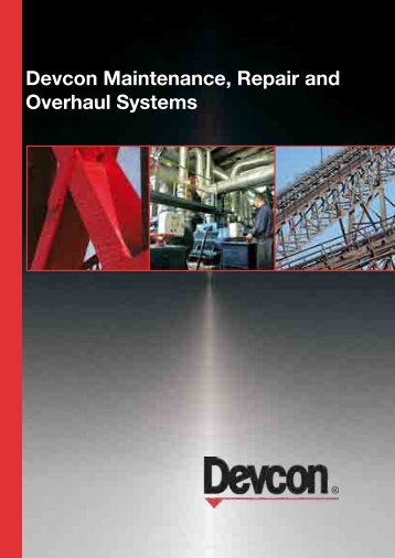 Devcon maintenance, repair and overhaul systems - Sintemar