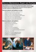 Devcon maintenance, repair and overhaul systems - Sintemar - Page 2