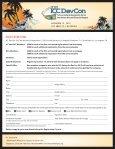 DevCon '12 brochure - International Color Consortium - Page 5