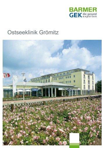 Ostseeklinik Grömitz - Barmer GEK