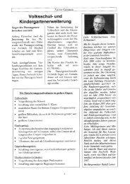 Gemeindezeitung Ausgabe 2/2006 - Gemeinde St. Martin am ...