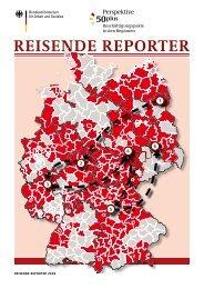 Reisende Reporter 2009 - Perspektive 50plus