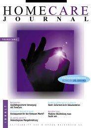 pdf ca. 380 KB - HealthCare Journal - B. Braun Melsungen AG