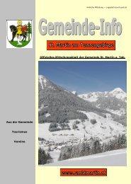(10,27 MB) - .PDF - Gemeinde St. Martin am Tennengebirge