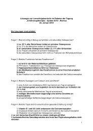Lösungen Lernerfolgskontrolle Murnau 23.02.2010 - Quetheb