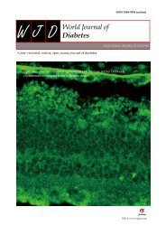 Epo immunofluorescence (green) - World Journal of Gastroenterology