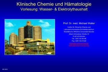 labordiagnostik rheumatologischer erkrankungen - Lehre ...