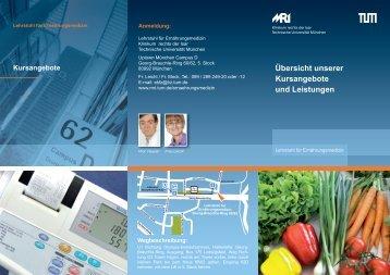 Kursangebote - Diabetesinformationsdienst