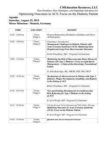 Saturday, August 25, 2012 Messe München - Munich, Germany