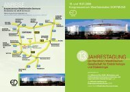 13.jahrestagung - Deutsche Gesellschaft für Endokrinologie