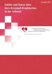 5.6% 4.3% - Schweizerische Herzstiftung
