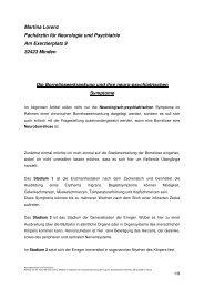 Referat Dr. med. M. Lorenz HV 2009 - Liga für Zeckenkranke Schweiz