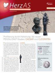 Profilierung durch Forschung: die neuen PENTALONG®-Studien ...