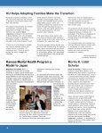2007 issue 1 interface.pmd - School of Social Welfare - University of ... - Page 4